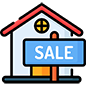 Real estate marketing (commercial and residential) with all its products.